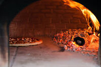 OUTDOOR PIZZA OVEN ITALIAN MADE