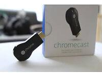 Original Chromcast (HDMI stick)