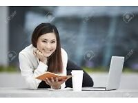 Online /offline Business Chinese Mandarin Class / lessons for one to one private or group learner