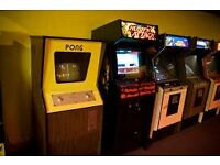 Wanted old Arcade Machines, Pinball Tables & Jukeboxes - Dead or Alive