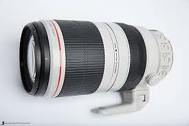 Canon 100-400mm f/4.5-5.6L IS Version II
