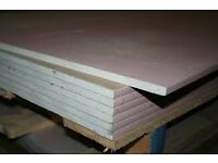 PLASTER BOARDS X 2 **REDUCED**