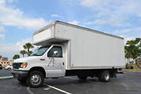 TRUCKS FOR LOCAL & ONE-WAY MOVING NEEDS! CALL NOW!!