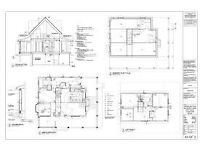 Planning Permission Drawings- Loft- Rear Extension