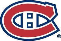 Billets des Canadiens - Paires Bleu et Zone famille (4)