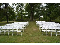 Chair Hire & Table Hire