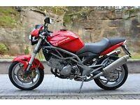 Ducati Monster Cagiva Raptor SV650 Gladius Morini V twin?