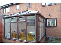 Conservatory 10X13 ft. (estimated Size) For sale & Dismantled