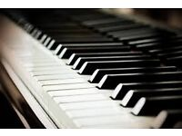 Piano & Singing Lessons in Taunton
