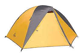 Teton Sports Mountain Ultra Tent - Orange/Grey