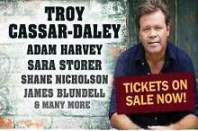 Urban Country Music Festival MAIN Concert Caboolture Caboolture Area Preview