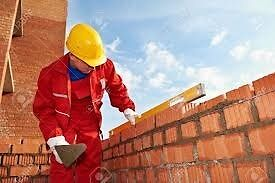 Bricklayers wanted with experience brick layer builder