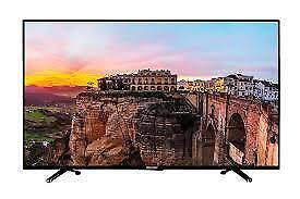Hisense Smart TV   50-Inch Ultra HD 4K Flat Smart Television