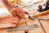 Skilled Carpenter in Ottawa area with own truck and tools