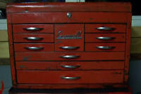 Old mechanics toolboxes, tool chests wanted