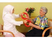 ELDERLY ASIAN LADY NEEDS NIGHT CARER
