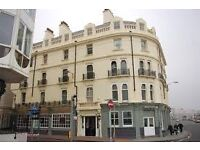 Large Double Room to rent in City Centre, Seafront Flat