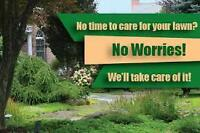 COMMERCIAL and Residential Lawn Care