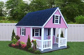 Looking for a plastic play house