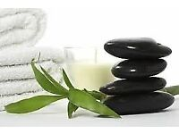 Relaxing full body massage by lovely soft hands