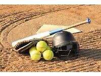 Come and try co-ed slow-pitch softball