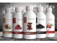 Full spray tanning kit (including 10500ml of solution)