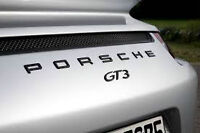 2012 – 2014 PORSCHE 991 GT3 FRONT AND REAR BUMPER COVERS OEM