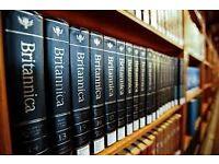 Encyclopaedia Britannica - 15th Edition 1993 - 32 books - Very Good Condition
