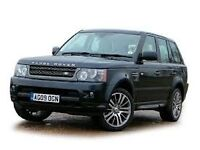 Part time Driver wanted for Property Company Director using our Range Rover Sport
