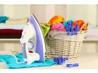 DOOR TO DOOR WASHING AND IRONING SERVICE FOR THOSE WITH BUSY LIVES!