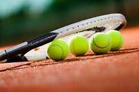 Jouer au tennis à Sherbrooke
