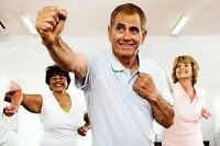 Seniors Karate Classes -- 50+ -- Any Age -- Any Level