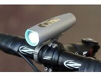 Blaze lazer front bikelight - brand new unused 300lumen projects laser light for enhanced visability