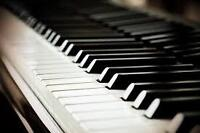 Voice and Piano Lessons in Central Ottawa Location