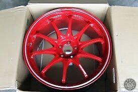 CE28rt Red with bridgestone potenza re71r