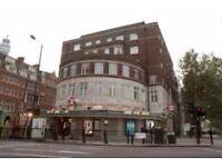 2 bedroom flat in Euston Road, London, NW1