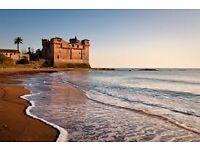 Italy/SantaSevera beach*30min from Rome