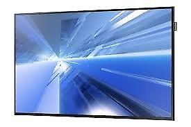 Samsung dc55e 55inch brand new tv