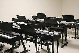 Group Piano Lessons Summer 2017