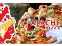 STAFF NEEDED Apache Pizza Enniskillen & Portadown