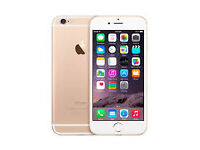 Iphone 6 64gb Gold Unlocked New