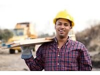 Construction Workers Needed - Only those with previous experience in the industry