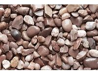 All in Staffordshire Pink Gravel