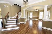 Get 2000 sq ft painted for $1800 walls, ceiling and baseboards