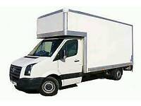 Fully Insured Man and Van Hire House Bussiness Move Relocation Rubbish Removals Nationwide Services
