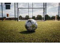 Goalkeeper Needed for a local 6-a-side League.