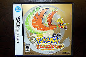 Pokemon Heart Gold (DS)