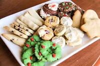 CHRISTMAS BAKING DONE FOR YOU!!