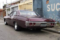 Wanted rear bumper and hood 68 Chevy Belair