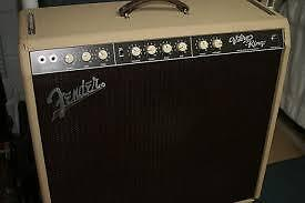 Fender Vibro-King Amp  -Cashola Waiting-Serious VK Owners